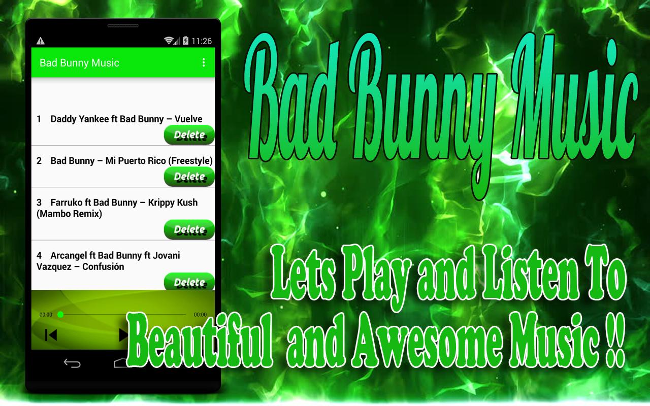 Bad Bunny Music Vuelve Ft Daddy Yankee Bv Apk Download