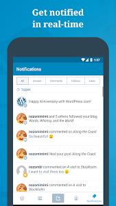 WordPress – Website & Blog Builder 5.3 screenshot 5