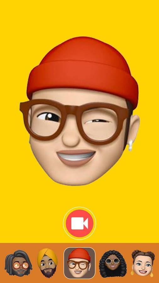 Animoji for phone X+ Live Emoji Face Swap Emoticon 1 3 6 APK