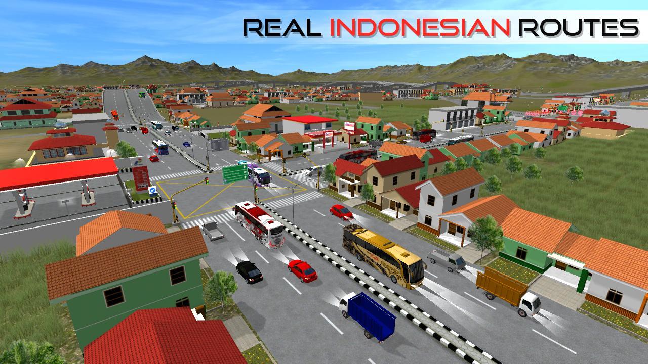 Bus Simulator Indonesia 3 0 APK Download - Android