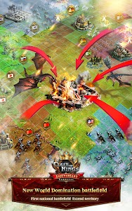 Clash of Kings : Newly Presented Knight System 6.08.0 screenshot 7