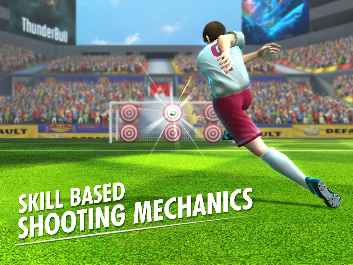 World Football Mobile: Real Cup Soccer 2017 1 07 APK