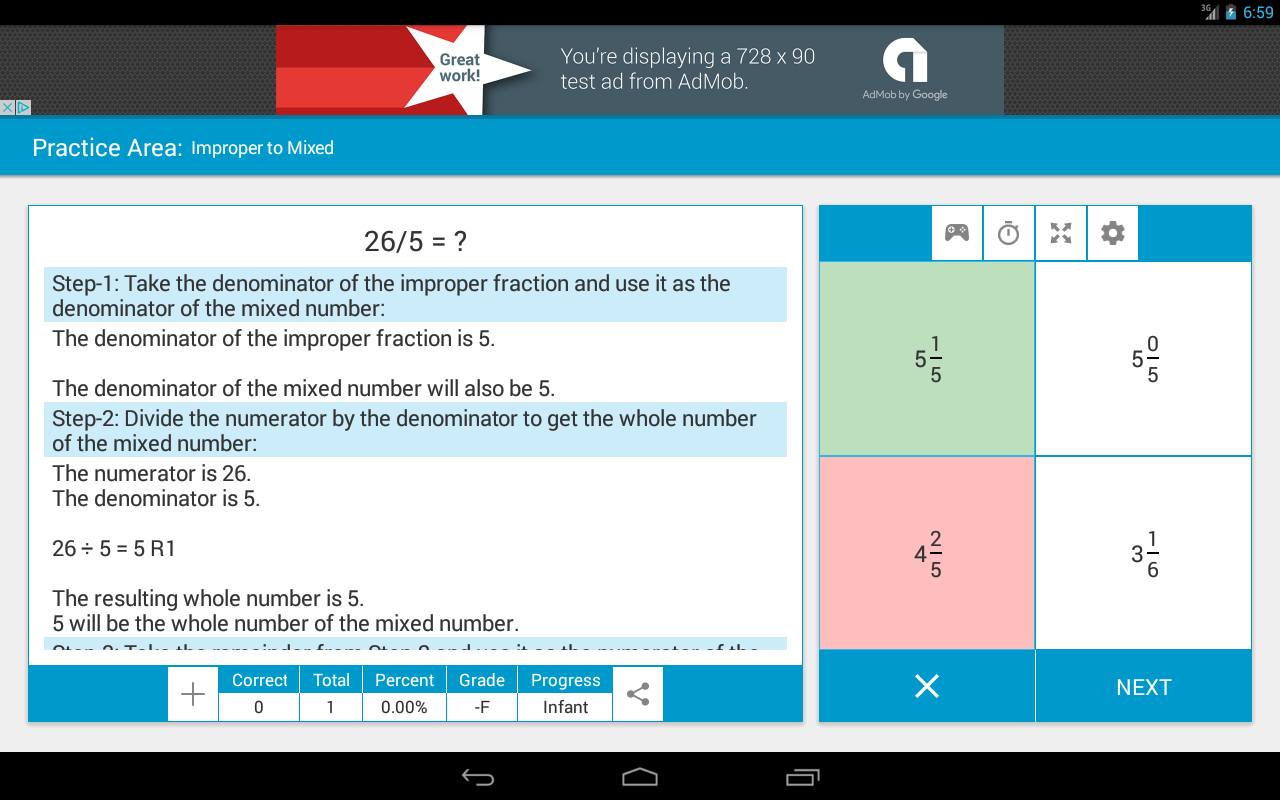 Pre Algebra 1.0.29 APK Download - Android Education Apps