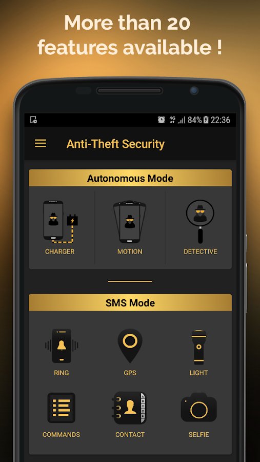 Anti-theft security and alarm system 2 6 2 APK Download