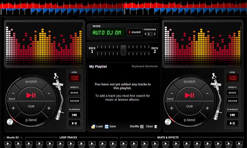 Virtual DJ Mixer Premium 1 0 APK Download - Android Music & Audio Apps