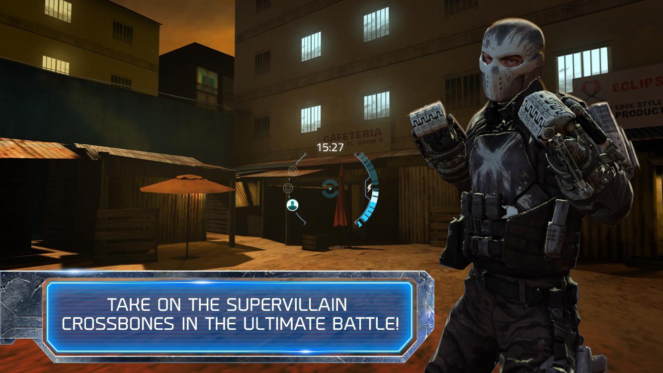 Kellogg Marvel's Civil War VR 1 1 7 APK + OBB (Data File