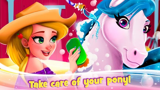 Newborn Horse Pet Care - Baby Foal Animal Salon 1.0.0 screenshot 9