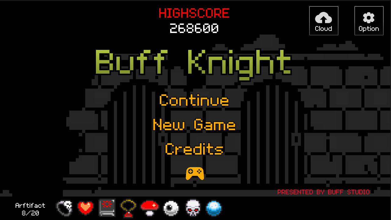 Buff Knight - Idle RPG Runner 1 79 APK Download - Android