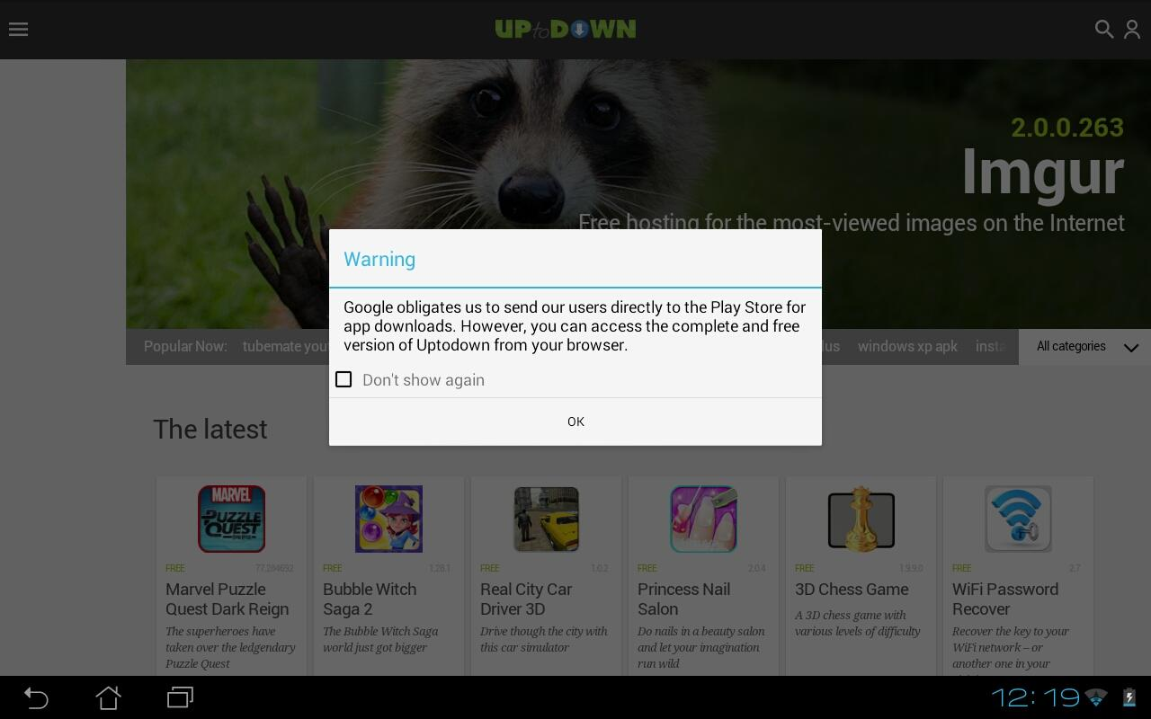 Uptodown Lite 3 32 APK Download - Android Tools Apps