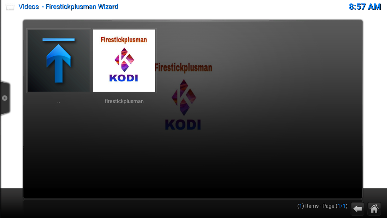 Kodi Firestickplusman build 2 0 APK Download - Android Media & Video