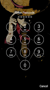 Luffy Monkey D.(モンキー・D・ルフィ) Fan Anime Lock Screen 1.3 screenshot 6