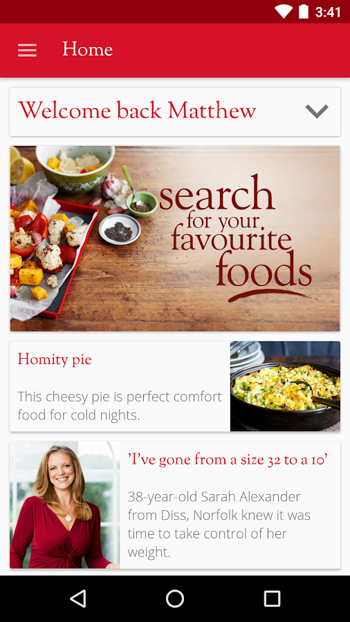 Slimming world 3 7 0 apk download android lifestyle apps Where can i buy slimming world food