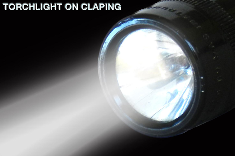 Torchlight On Clapping 1 8 Apk