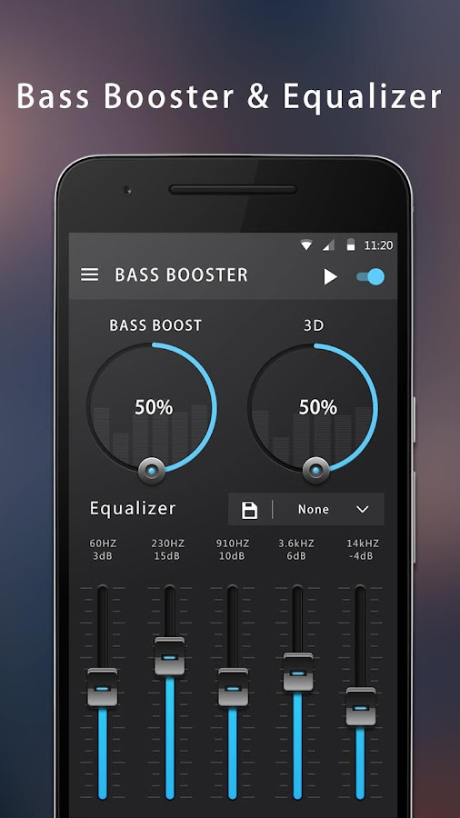 equalizer and bass booster pro apk 1.4.8