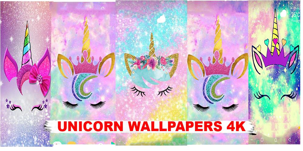 Kawaii Unicorn Wallpaper Cute Backgrounds 3 0 Apk Download