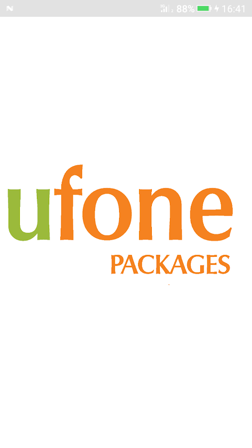 Ufone Packages 2018 1 1 APK Download - Android Social Apps
