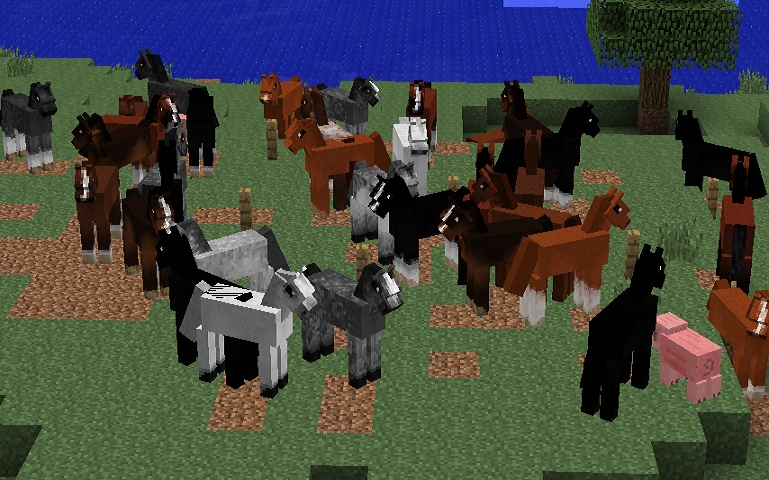 Horses MODS For MineCraft PE 1 0 APK Download - Android
