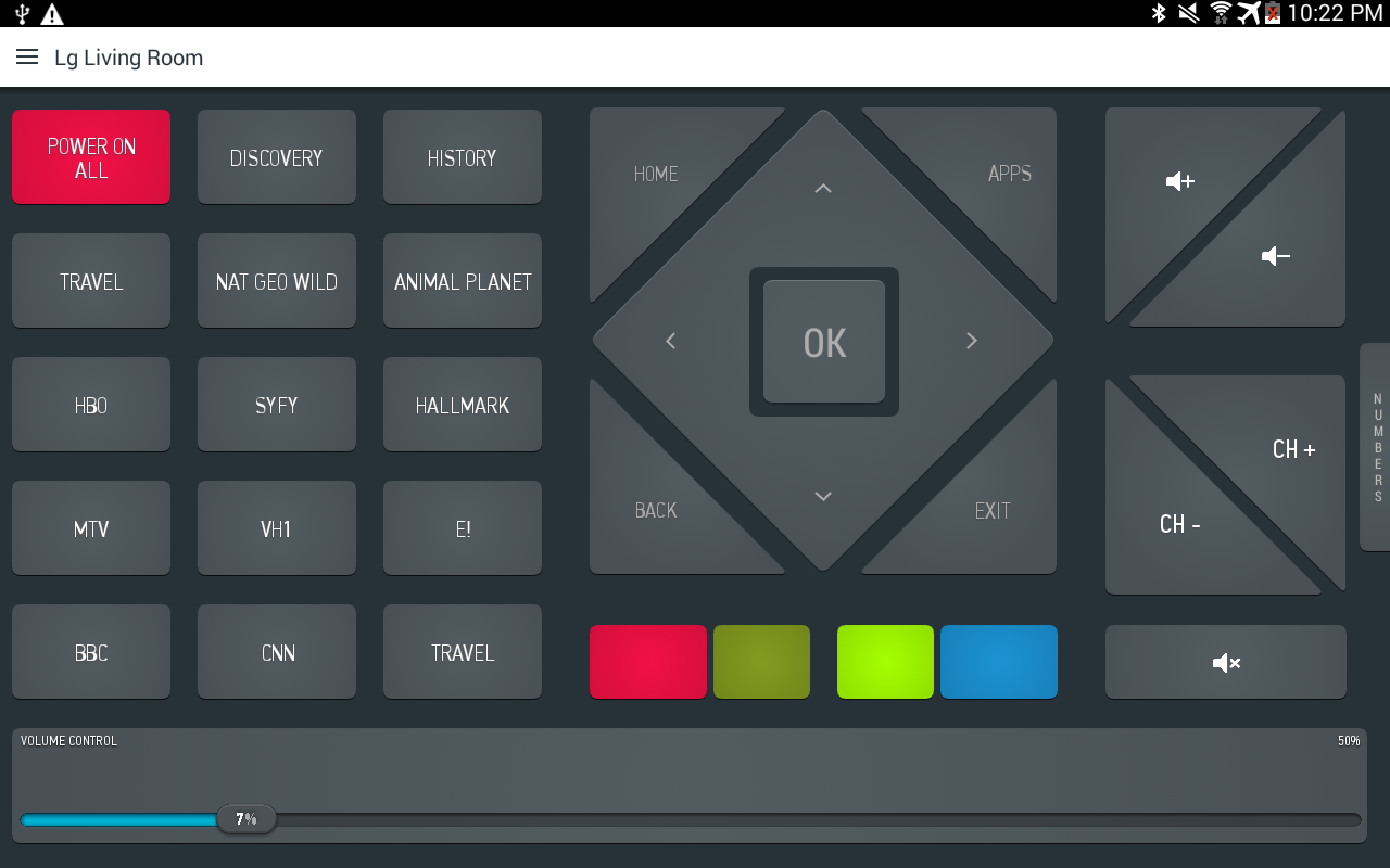 IR Universal Remote Control 2 2 APK Download - Android Tools