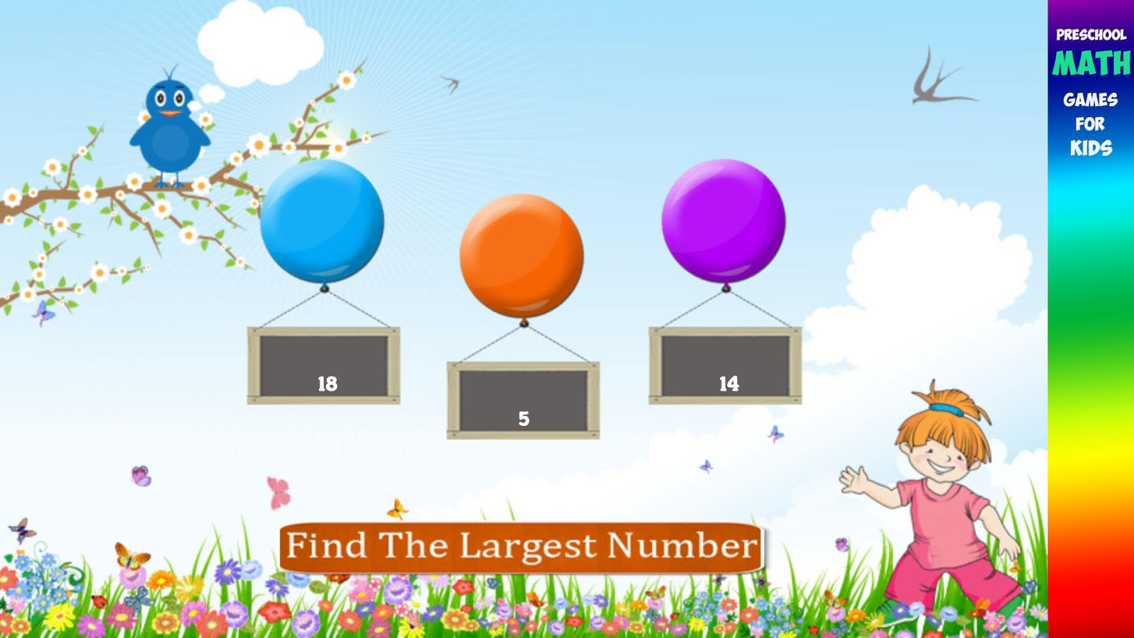 Preschool Math Games for Kids 2.3 APK Download - Android Education Apps