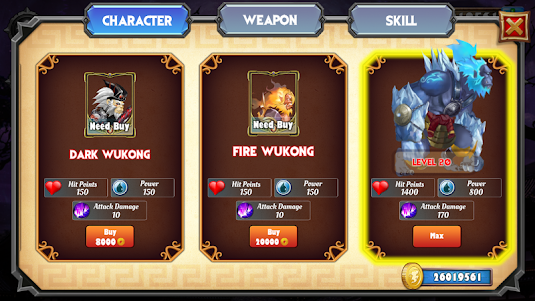 Battle of Wukong 1.1.6 screenshot 18