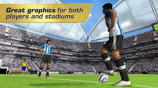 Real Football 2012 1.6.1d screenshot 3