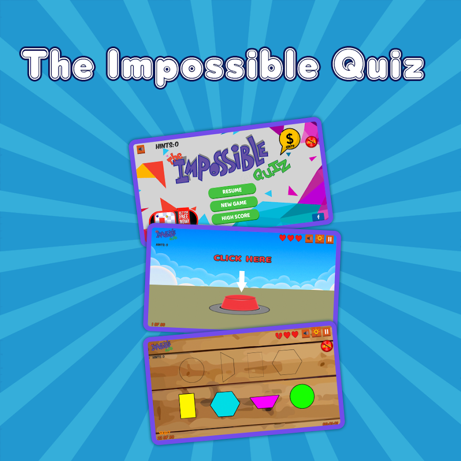 the impossible quiz 2 free