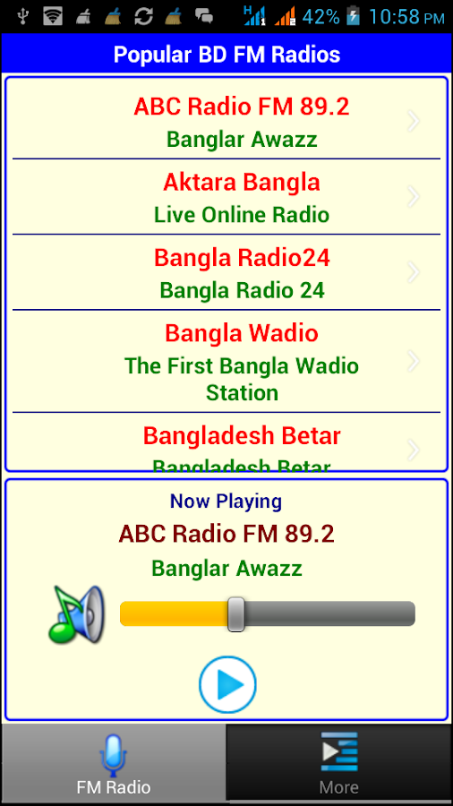 BD FM Radio 1 0 0 APK Download - Android Music & Audio Apps