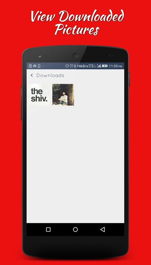 Profile Pic Downloader for Instagram 2 5 7 APK Download