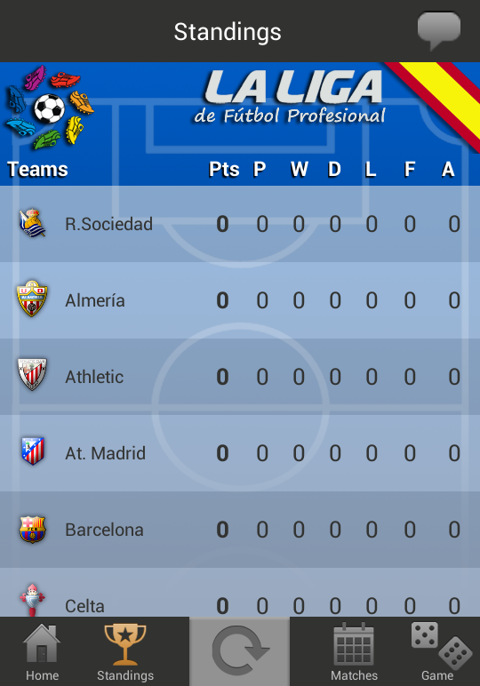 La Liga Live 2014-2015 1 0 10 APK Download - Android Sports
