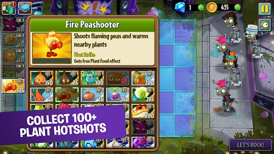 Plants vs. Zombies 2 Free 7.0.1 screenshot 4
