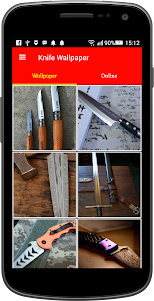 Knife Wallpaper 1.0 screenshot 1