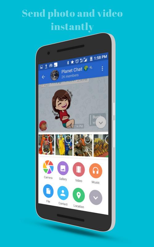 WhatsCall : Chat, Free Call, Stickers - Messenger 2 5 1 APK