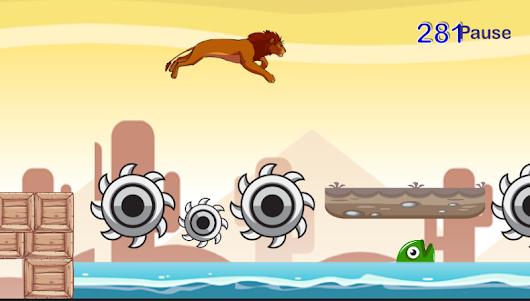 Jungle King Runner 1.0 screenshot 3