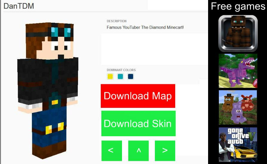 Mod Skin GTA V For Minecraft APK Download Android Tools Apps - Skin para minecraft pe de freddy