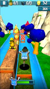 Fast Ben 10 Level Jungle Run 1.2 screenshot 1