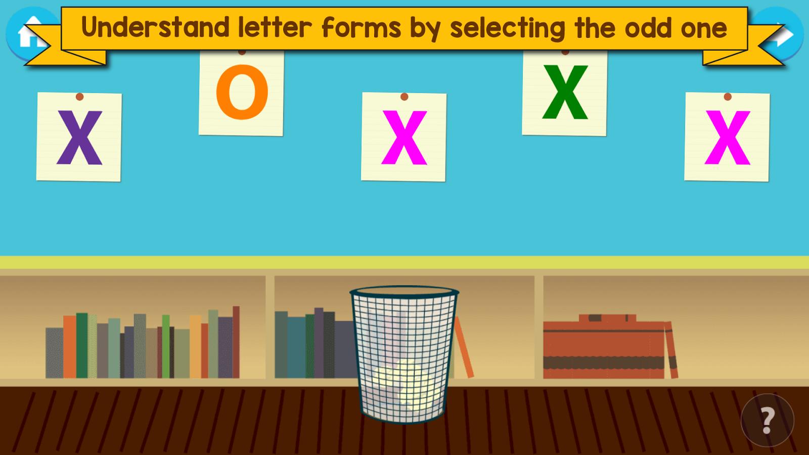 Kids Preschool Learn Letters:ABC & English Phonics 3.7.1.2 APK ...