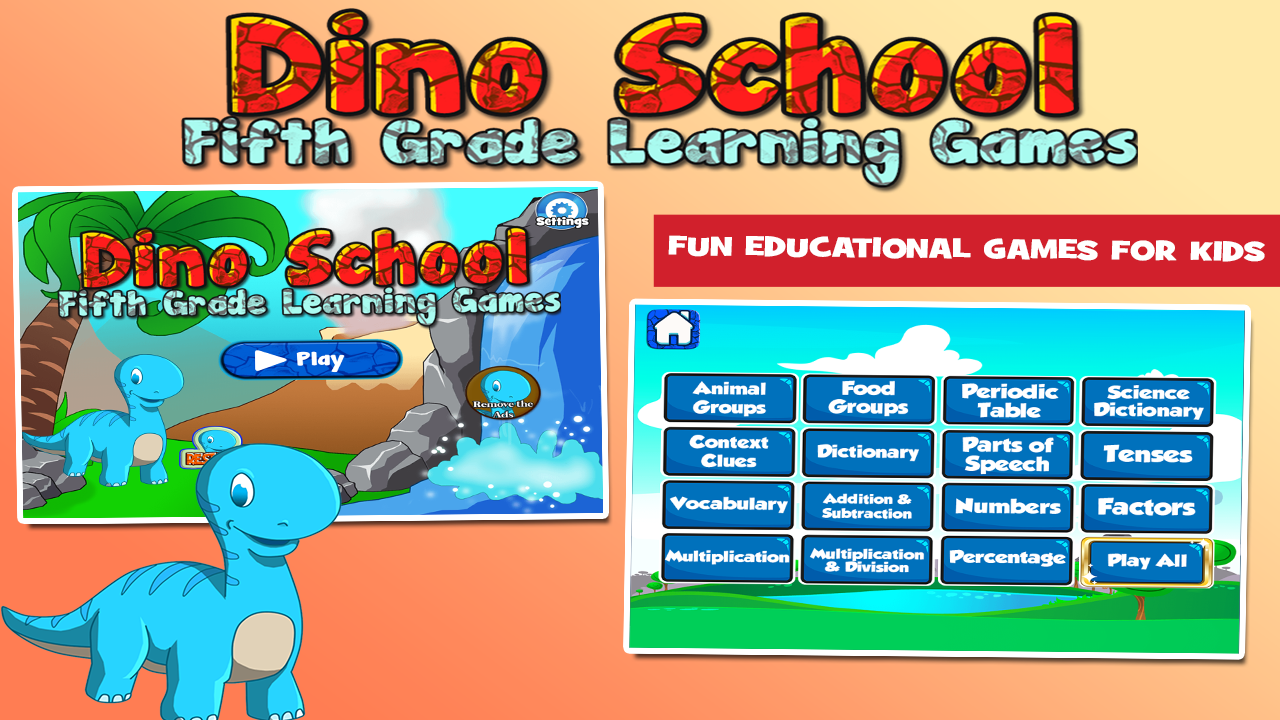 5th Grade Educational Games 2.51 APK Download - Android Educational ...