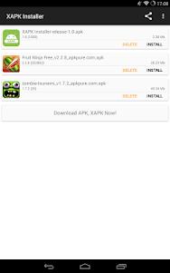 XAPK Installer 1.4 screenshot 10