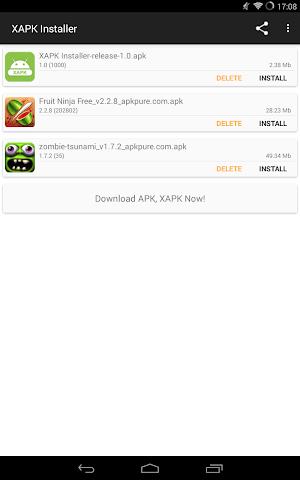 XAPK Installer 1 4 APK Download - Android Tools Apps