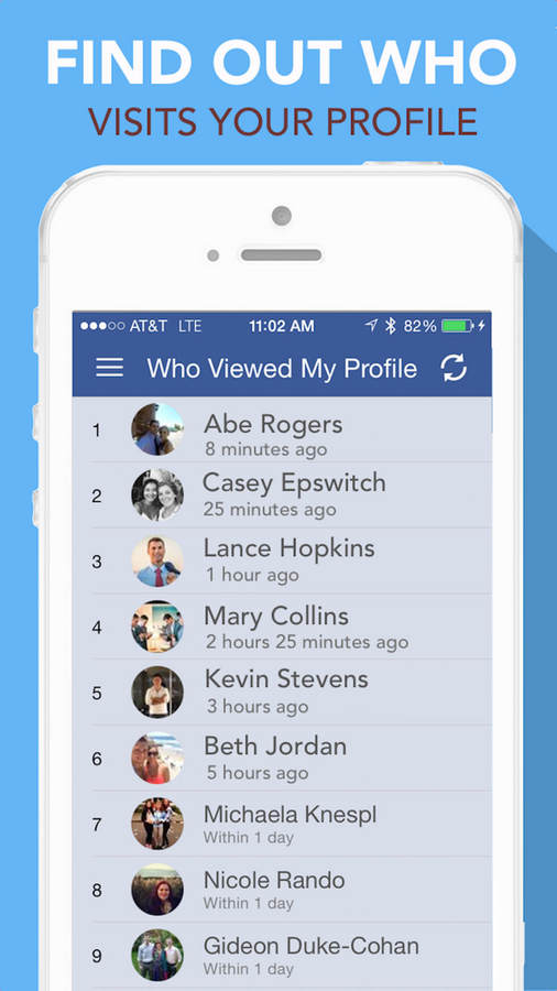 Download Who Viewed My Facebook Profile 4 0 Apk Android