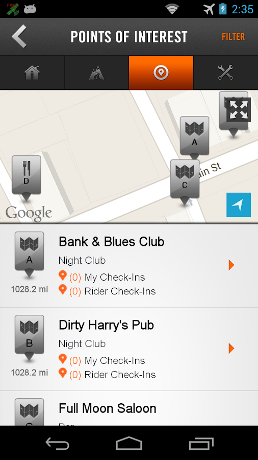 Harley Davidson Ride Planner 1 5 0 Apk Download Android Lifestyle Apps