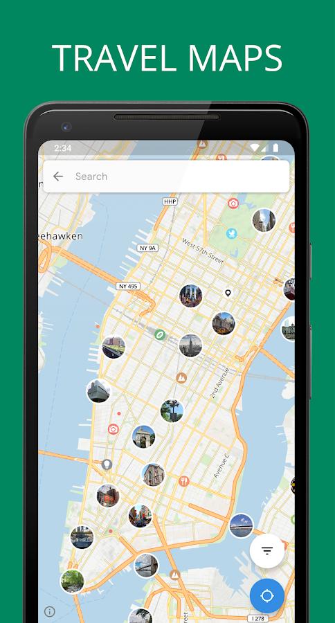Sygic Travel Maps Offline & Trip Planner APK Download ...