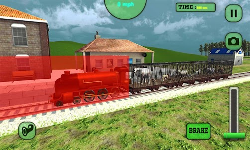 Animal Train Transport 1.0 screenshot 4