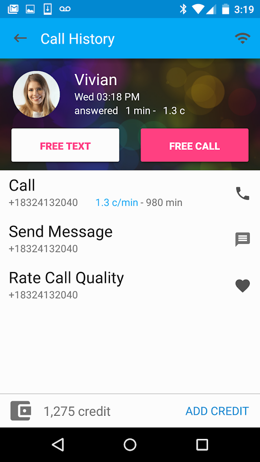 Free Calls & Text Messenger 6 1 1 APK Download - Android