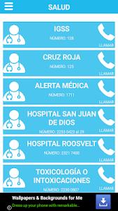 GUATE 911: Números de emergencia de Guatemala 4.0.0 screenshot 5