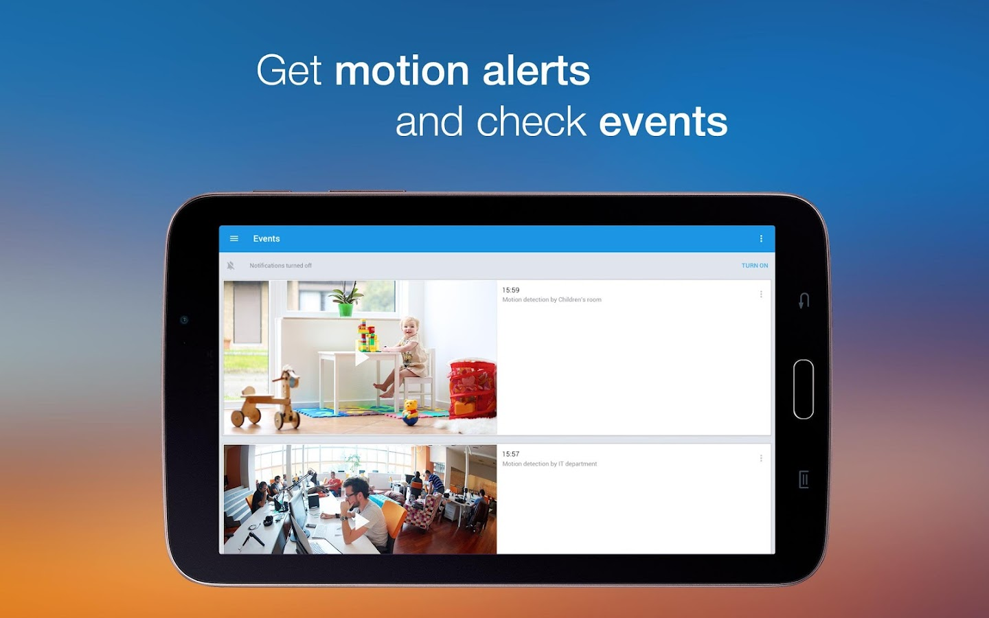Video Surveillance Ivideon APK Download - Android cats