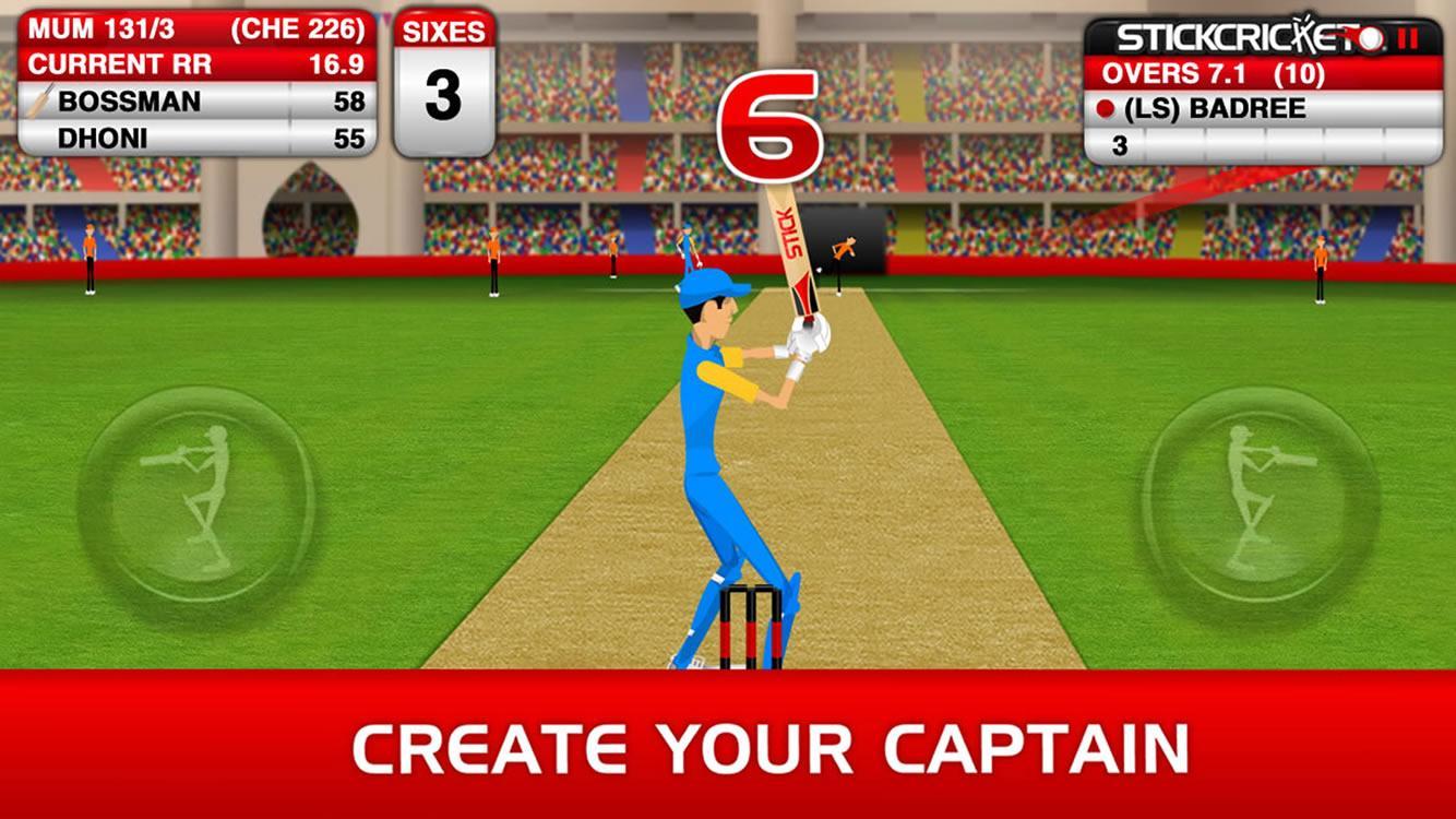 "Generateur ""Stick Cricket"" mod"