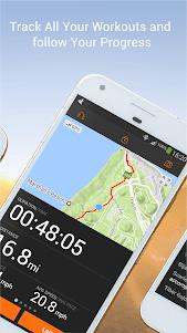 Sports Tracker Running Cycling  screenshot 2