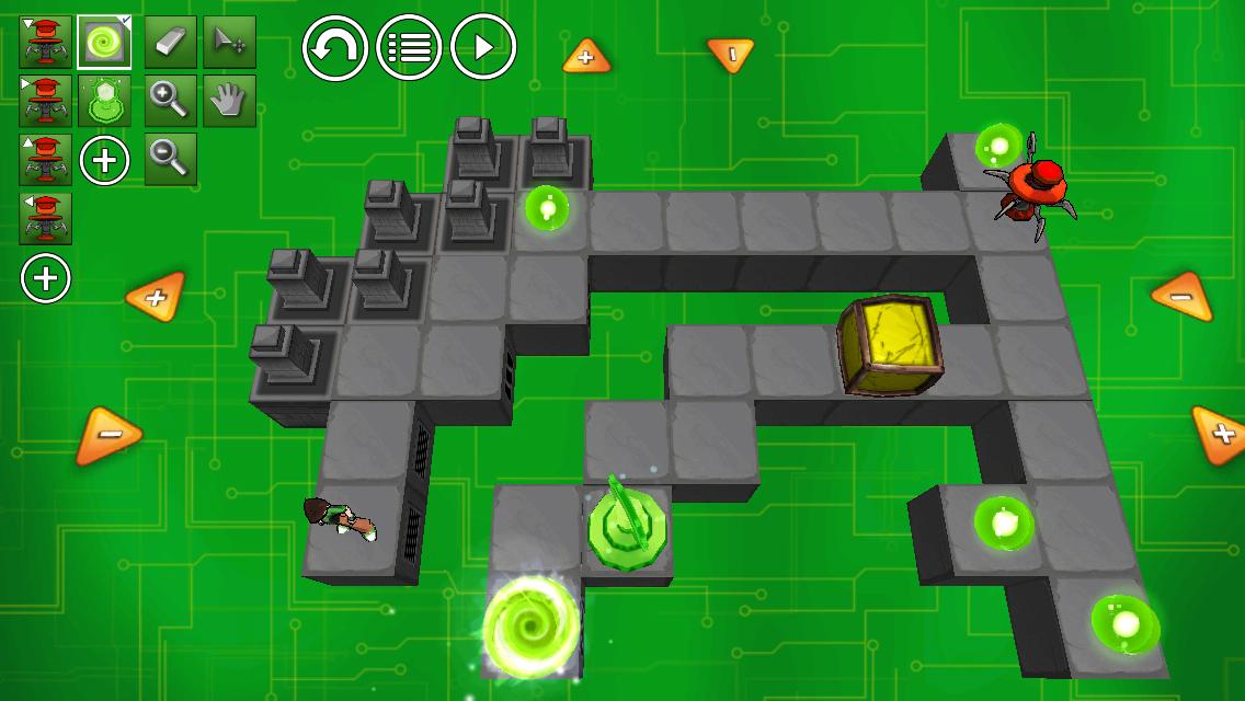... Ben 10 Game Generator 4D screenshot 5 ...