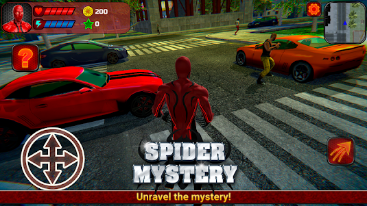 Spider Mystery 8.0.0 screenshot 3